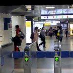 東京ディズニーランドへの道順動画 電車 東京駅から舞浜駅