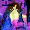 ディズニーの素敵な夜の景色