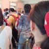 東日本大震災でのキャストの対応が再び脚光